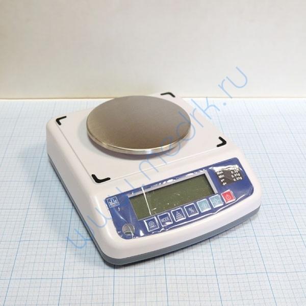 Весы лабораторные электронные ВК-300.1   Вид 4