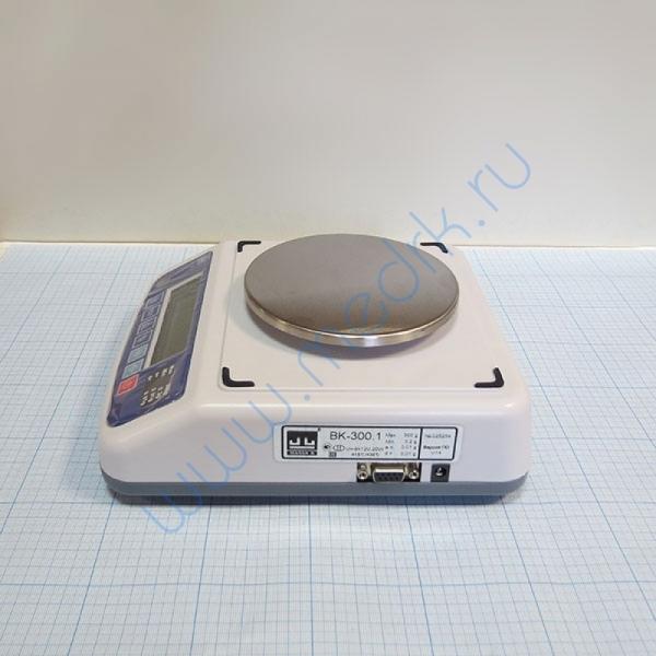 Весы лабораторные электронные ВК-300.1   Вид 6