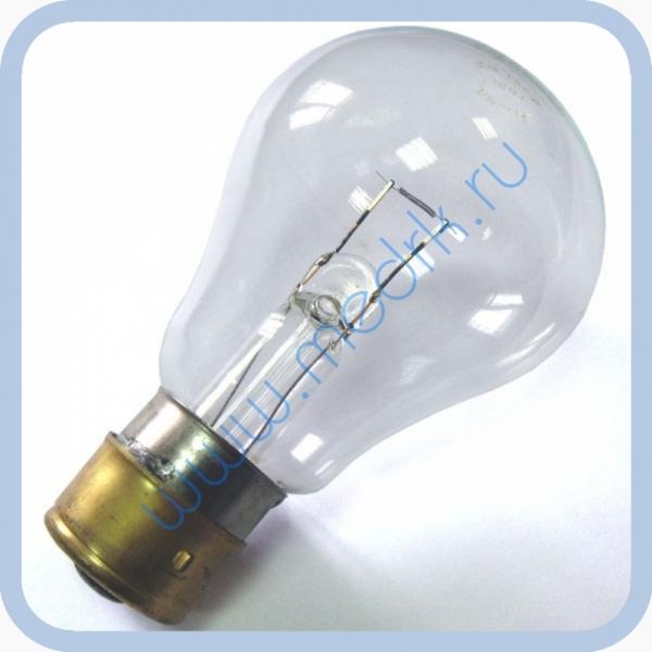 Лампа накаливания ЖС 12-25 P24s/17   Вид 1