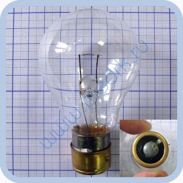 Лампа накаливания ЖС 12-25 P24s/17 железнодорожная светофорная  Вид 1
