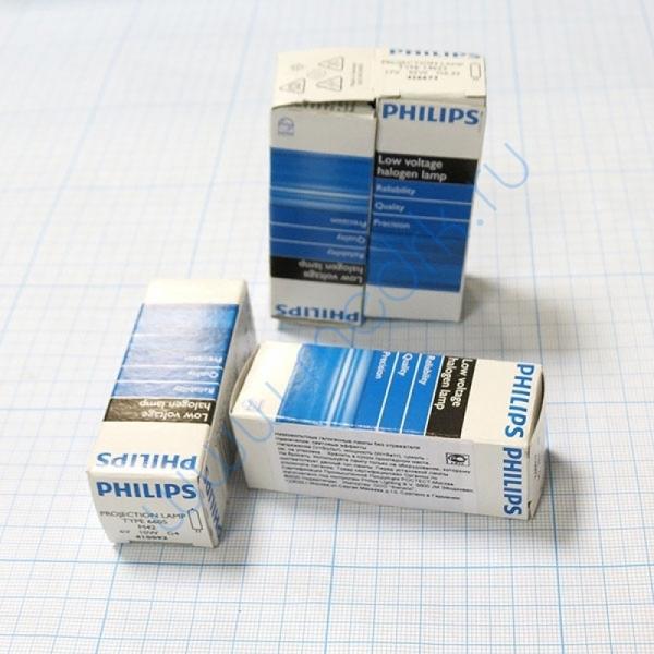 Лампа галогенная Philips 14623 17V 95W G6.35