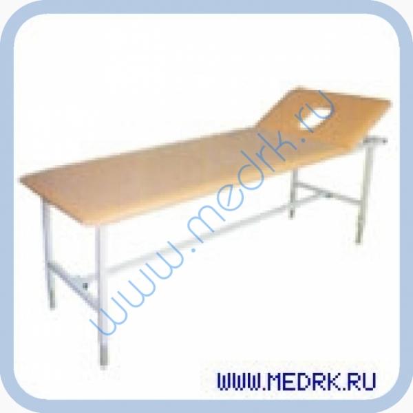 Стол массажный с отверстием для лица