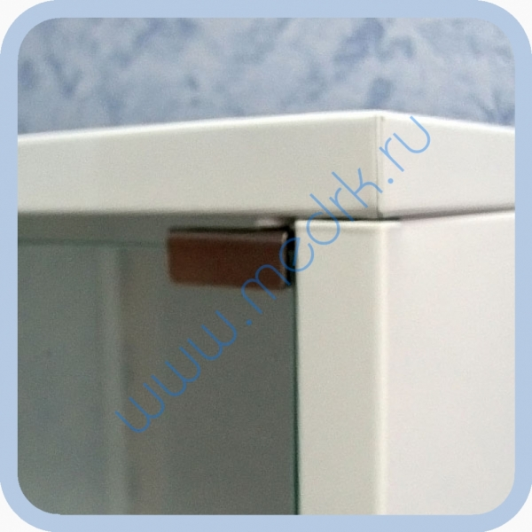 Шкаф медицинский металлический ШМ-02-МСК  Вид 4