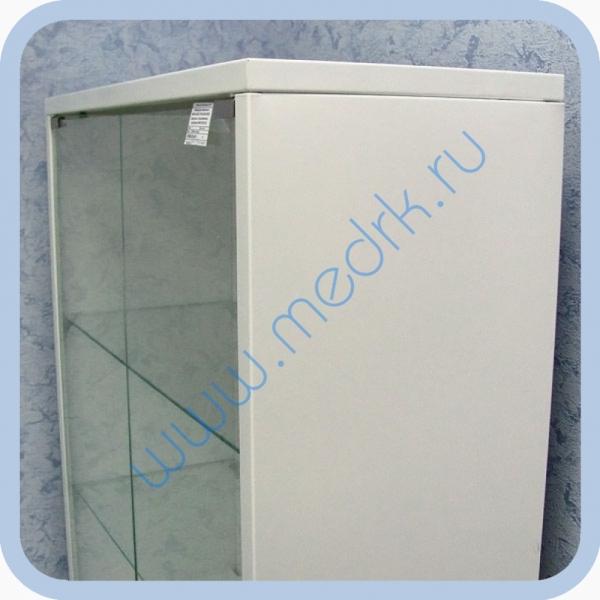 Шкаф медицинский металлический ШМ-02-МСК  Вид 6