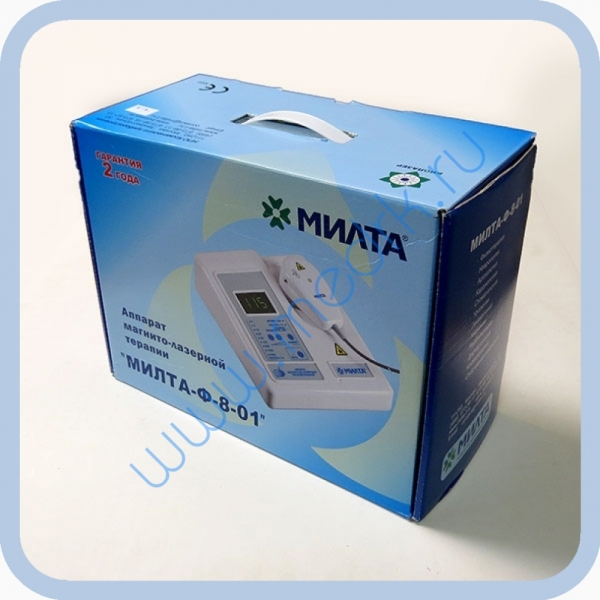 Аппарат лазерный Милта-Ф-8-01