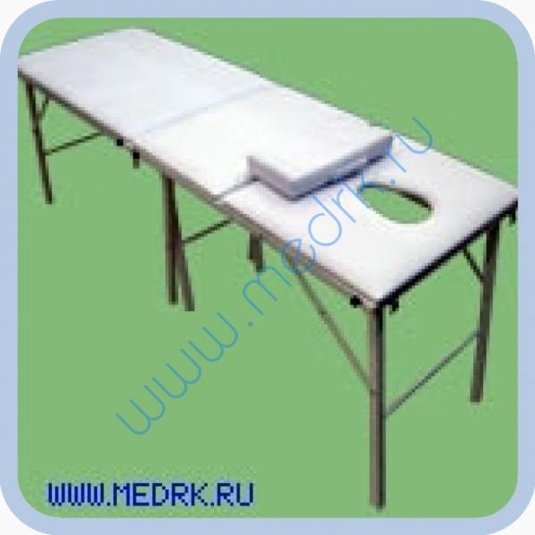 Стол массажный складной КСМ-С1  Вид 1