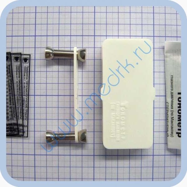 Тонометр для измерения внутриглазного давления НГм2-ОФТ-П (по Маклакову) 2х10г  Вид 7