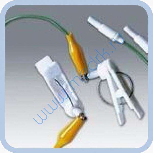 Электрод ЭЭГ ушной (с проводом)  Вид 1