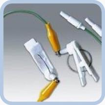 Электрод ЭЭГ ушной (с проводом)