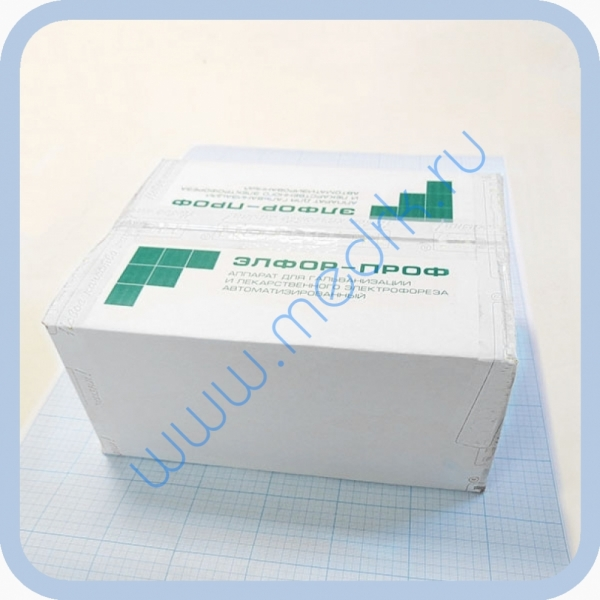 Аппарат ЭЛФОР-ПРОФ для электрофореза  Вид 2