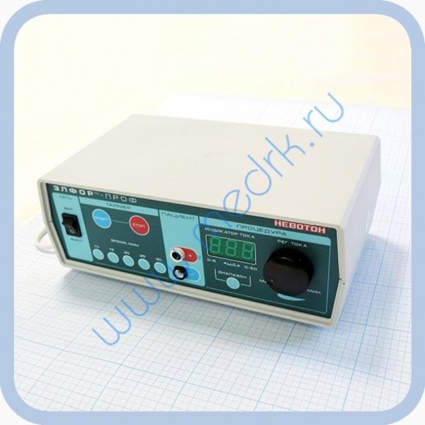 Аппарат ЭЛФОР-ПРОФ для электрофореза  Вид 1