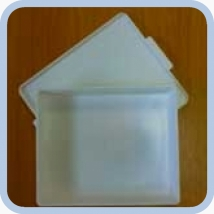 Лоток полимерный прямоугольный ЛПпу 0,5 А -