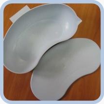 Лоток полимерный почкообразный ЛПпо 1,75 - Елат (автоклавируемый)