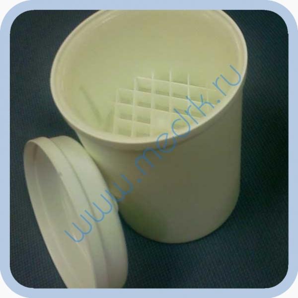 Емкость для хранения термометров ЕХТ  Вид 1
