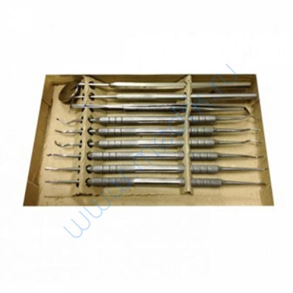 Набор стоматологический для снятия зубных отложений СТ-10-304