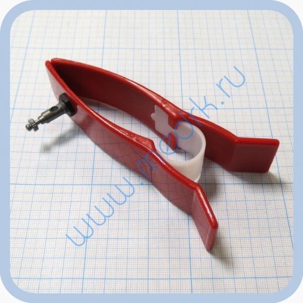 Электрод конечностный для взрослых с винтом и зажимом FIAB F9024SSC  Вид 3