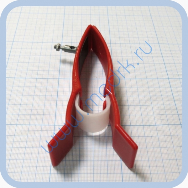 Электрод конечностный для взрослых с винтом и зажимом FIAB F9024SSC  Вид 4