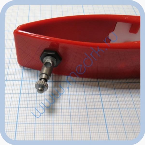Электрод конечностный для взрослых с винтом и зажимом FIAB F9024SSC  Вид 5