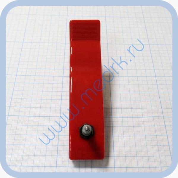 Электрод конечностный для взрослых с винтом и зажимом FIAB F9024SSC  Вид 7