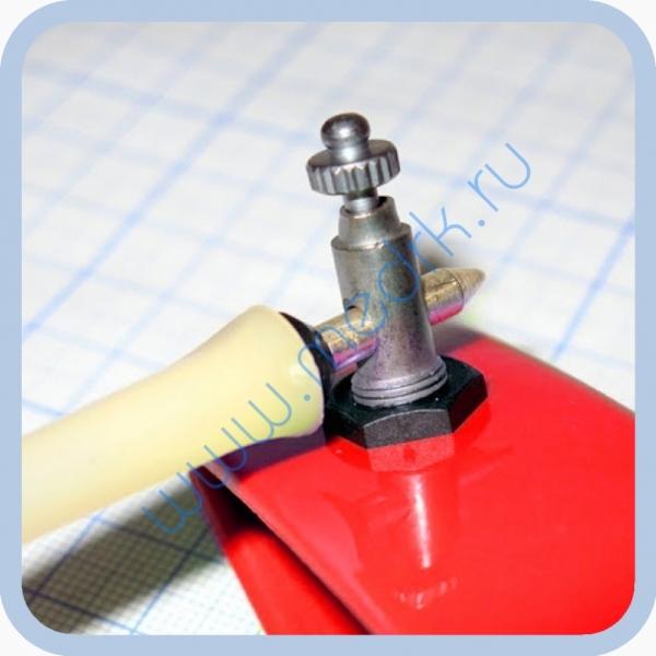 Электрод конечностный для взрослых с винтом и зажимом FIAB F9024SSC  Вид 10