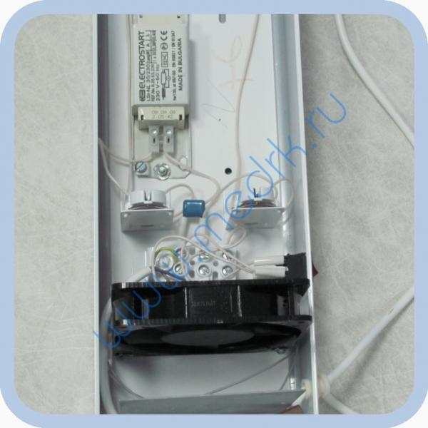 Облучатель-рециркулятор бактерицидный ОБРН-2х15  Вид 8