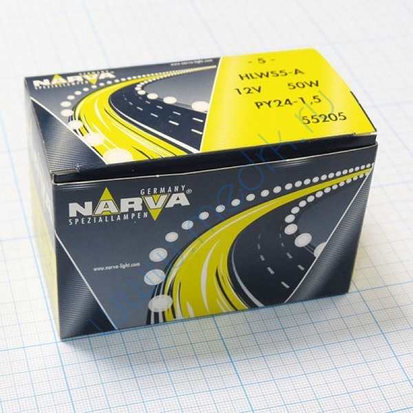 Лампа Narva 55205