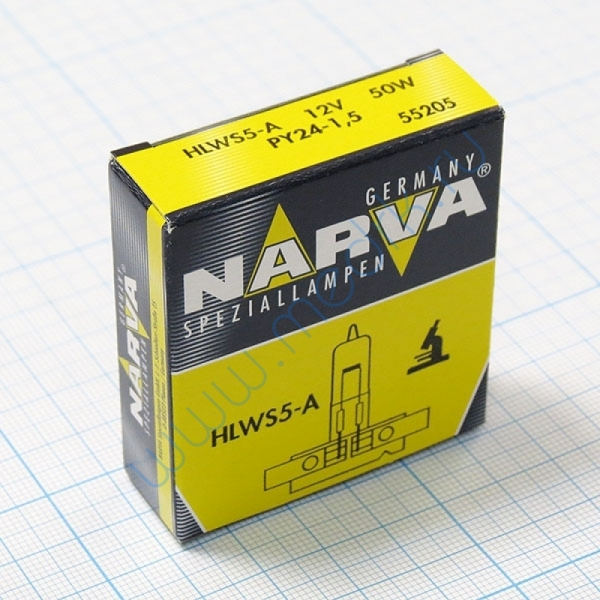 Лампа Narva 55205  Вид 3