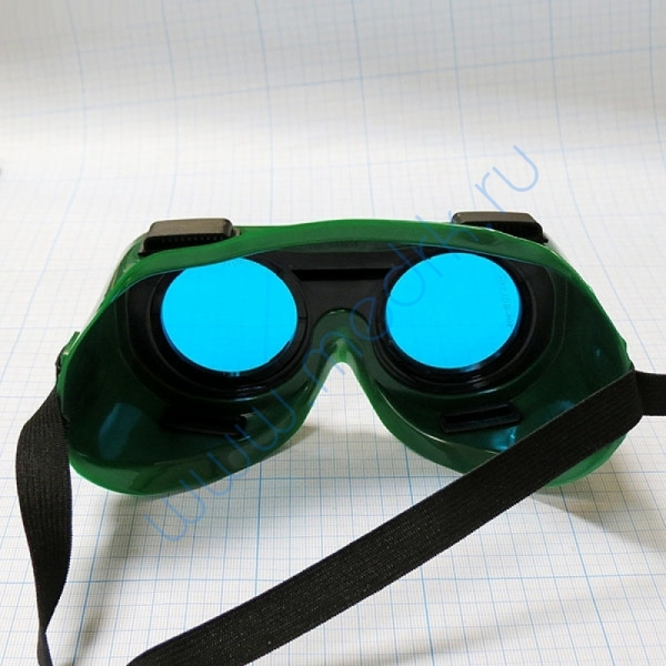 Очки защитные ЗН22-С3С Лазер  Вид 4