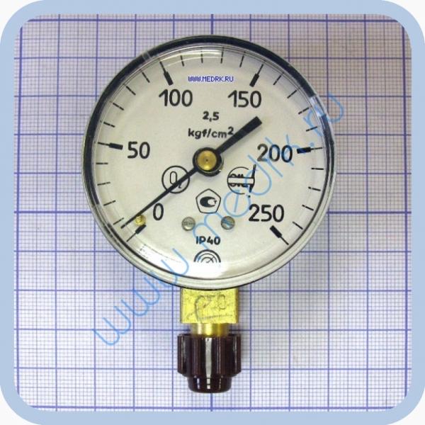 Манометр МП2-УУ2 х 250.0 kgf/cm2  Вид 1