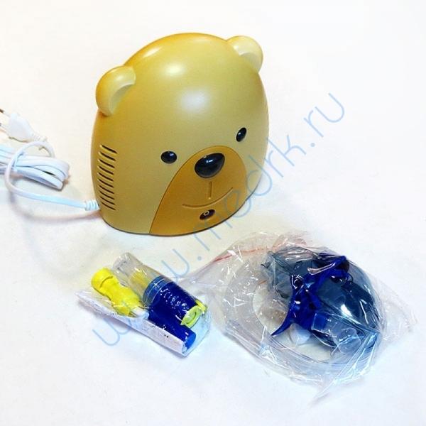 Ингалятор компрессорный Мишка (без сумки)   Вид 2