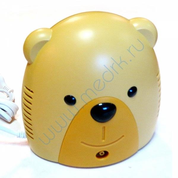 Ингалятор компрессорный Мишка (без сумки)   Вид 3