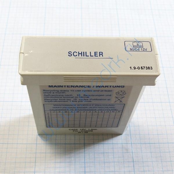 Аккумулятор U16006 12V 1,9Ah Ni-Cd  Вид 6