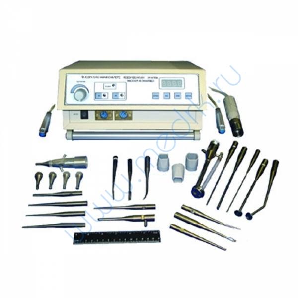 Аппарат ультразвуковой низкочастотный оториноларингологический для консервативного и хирургического лечения  Вид 1