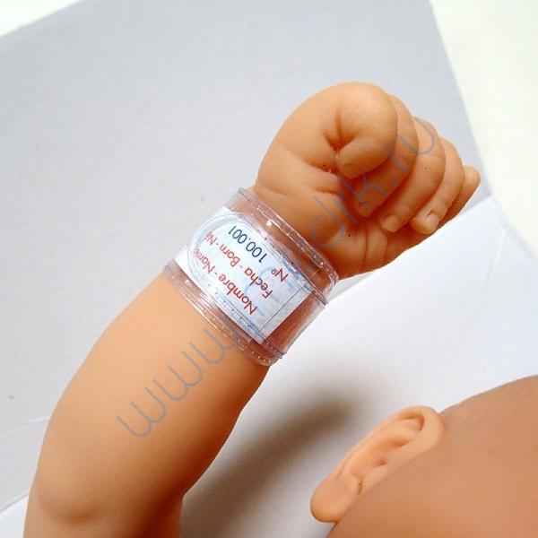 Модель новорожденной девочки W17001  Вид 3