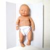 Модель новорожденной девочки W17001
