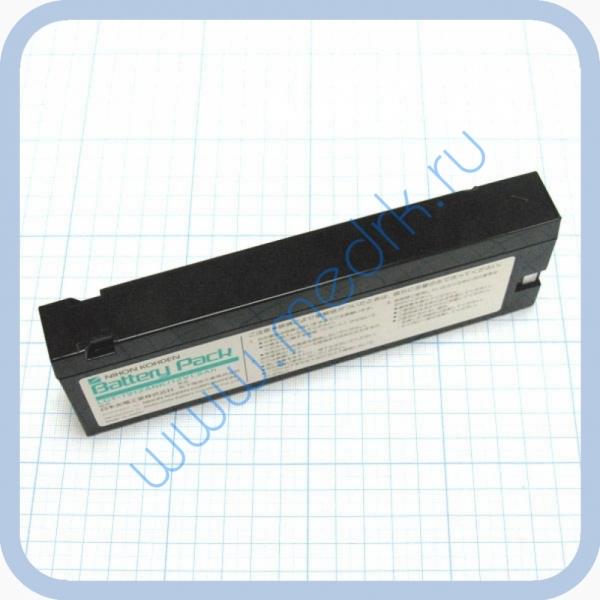 Аккумулятор LCT-1912ANK 12V 1.9Ah для ЭКГ Nihon  Вид 1