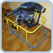 Ходунки LK3003 для детей-инвалидов (ДЦП)