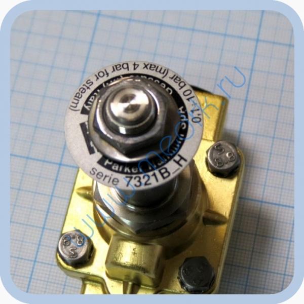 Клапан электромагнитный Parker 7321BAH00 G1/2″ D13mm 24V  Вид 8