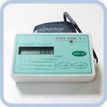 Глюкометр + тонометр-автомат Омелон А-1 неинвазивный