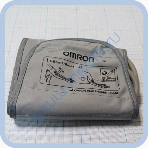Тонометр Omron S1 полуавтомат  Вид 10