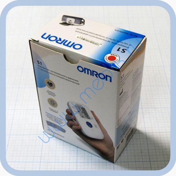 Тонометр Omron S1 полуавтомат  Вид 13