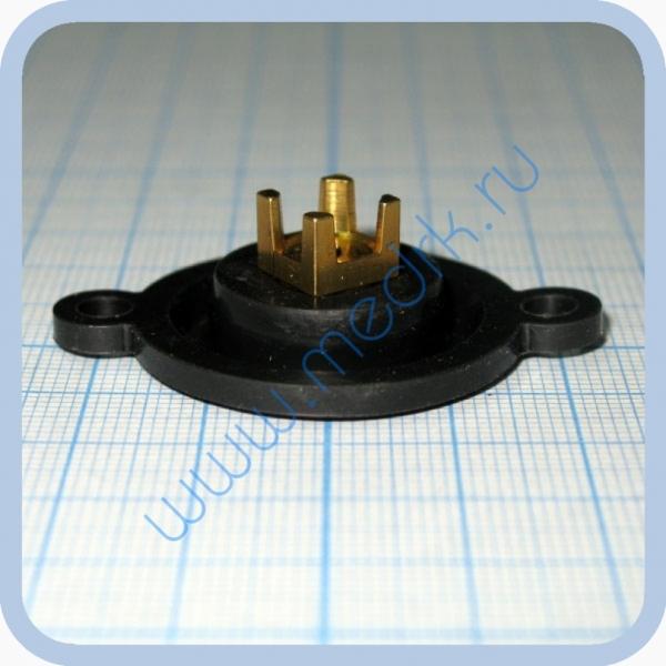 Мембрана EPDM 306.110 SP для клапана стерилизаторов  Вид 1