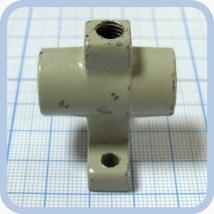 Кронштейн для держателей электродов для аппаратов УВЧ