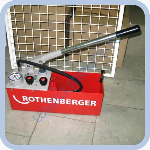 Насос опрессовочный Rothenberger RP-50
