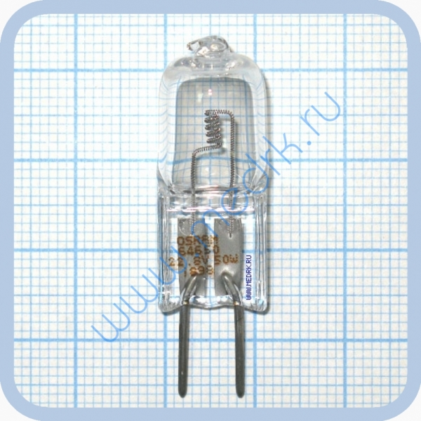 Лампа Osram 64650 22,8V 50W G6,35  Вид 1