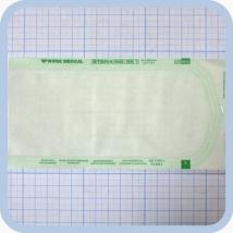Крафт-пакет самоклеящийся с индикатором для стерилизации