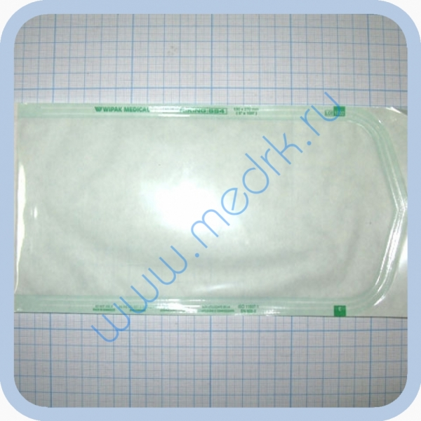 Крафт-пакет самоклеющийся для стерилизации Steriking SS4  Вид 1