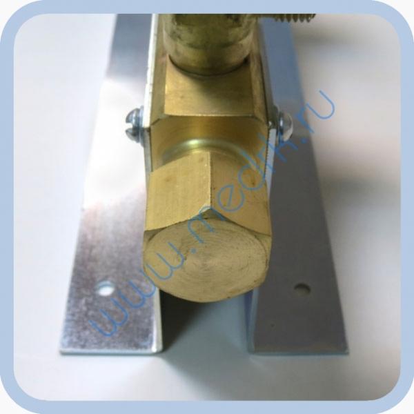 Коллектор рамповый КР-01 кислородный 3-х вентильный  Вид 9