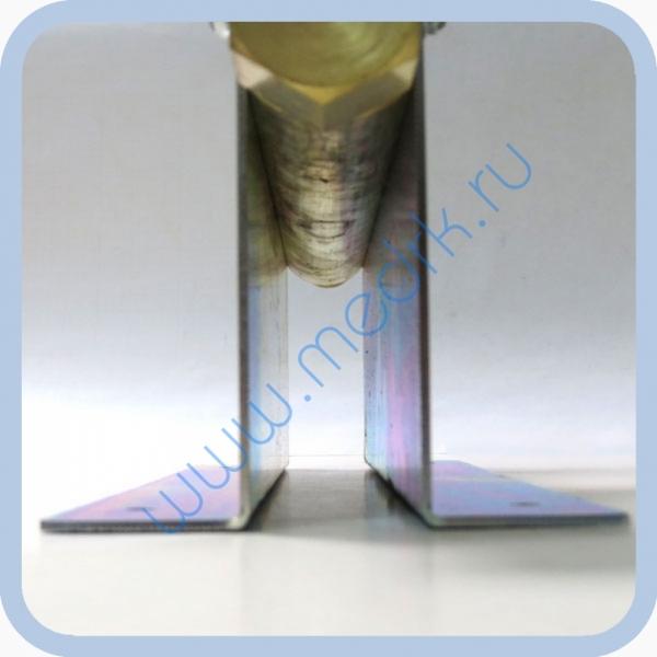 Коллектор рамповый КР-01 кислородный 3-х вентильный  Вид 10