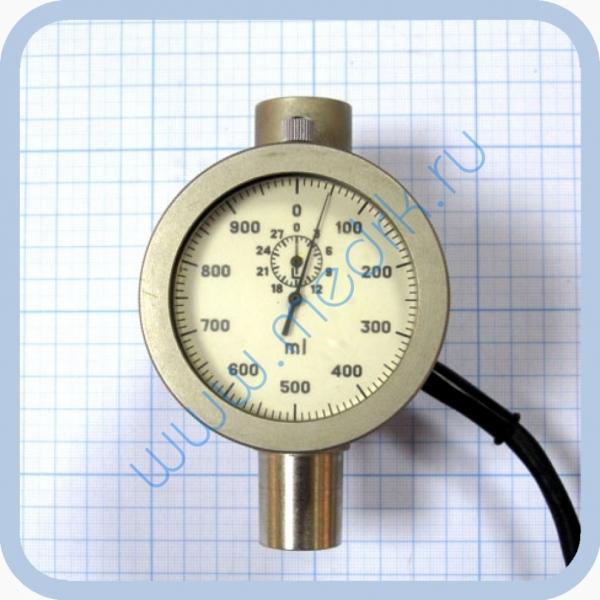 Волюметр механический ВМ-30 к аппарату ИВЛ РО-6  Вид 1